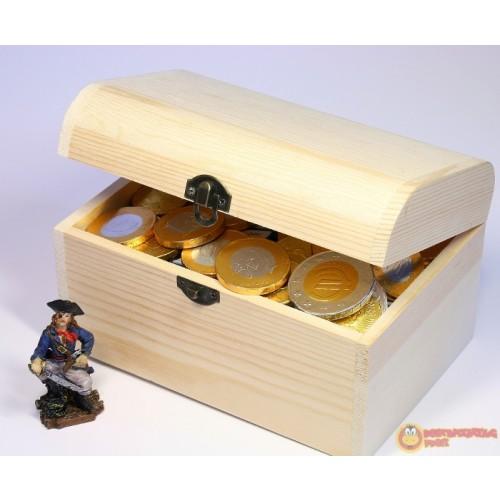 Schatzkiste f r kleine sch tze holzspielzeug profi for Holzspielzeug profi