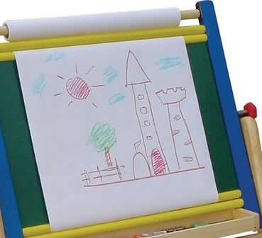 Ersatz-Papierrolle für I´m Toy Staffelei-Tafeln