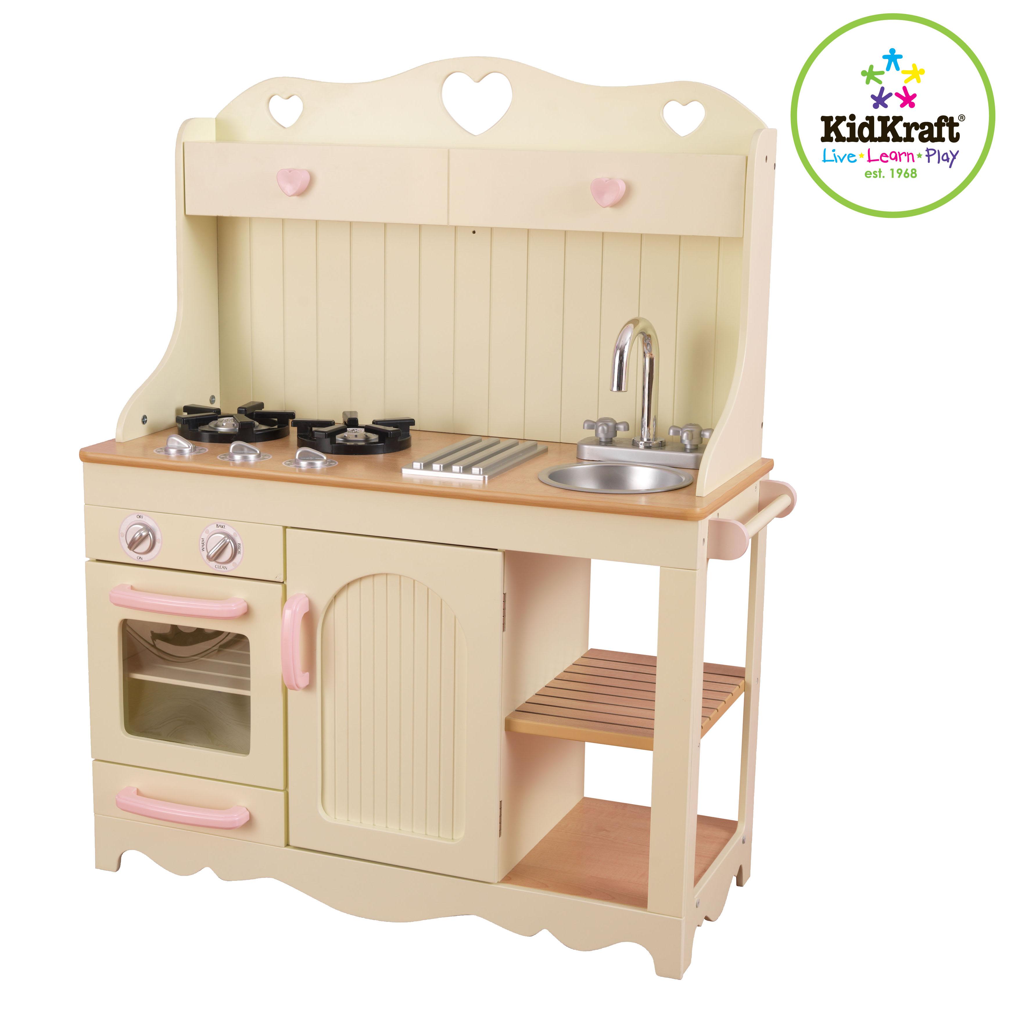 Kinderküche Prärie