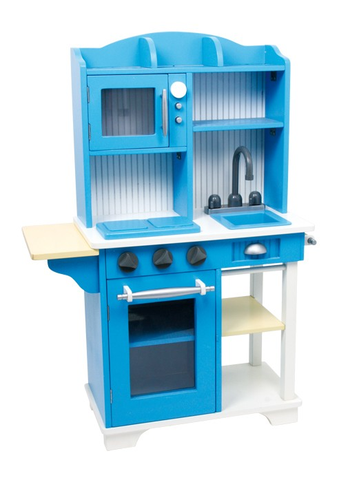 Kinderküche Blue