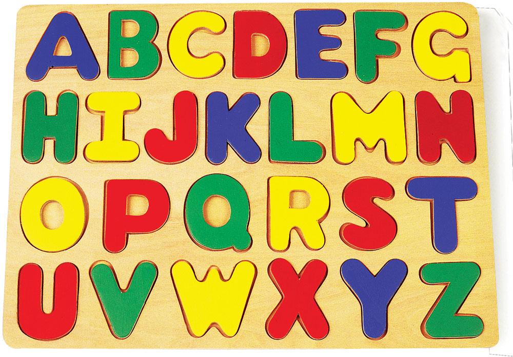 Setzpuzzle 'ABC'